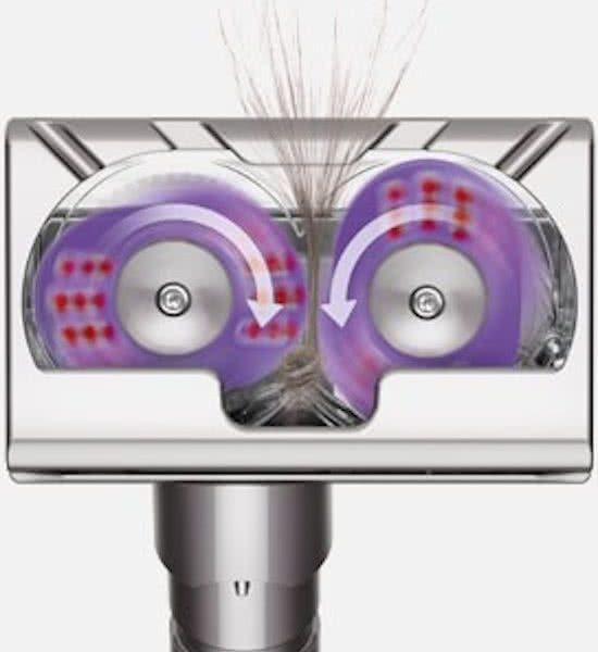 Dyson turboborstel Tangle Free huisdieren